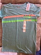 Nwt Cat & Jack XL 14-16 Cap Sleeve Shirt Rad like Dad