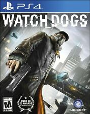 Watch Dogs PS4 [Factory Refurbished]