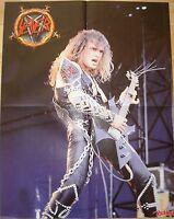 ⭐⭐⭐⭐  Slayer ⭐⭐⭐⭐  Slayer ⭐⭐⭐⭐ 1 Poster ⭐⭐⭐⭐ 46 cm x 59 cm ⭐⭐⭐⭐