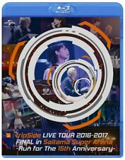New fripSide LIVE TOUR 2016-2017 FINAL in Saitama Super Arena 2 Blu-ray Japan
