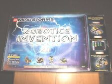 Lego 3804  Mindstorms  Robotics Invention System 2.0