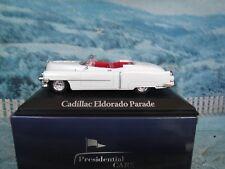 1/43 ATLAS 1953 Eldorado Parade  Dwight Eisenhower  Presidential cars