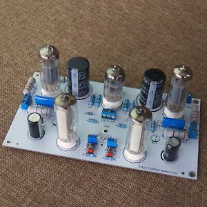 6N2/6N1+6P1 3W*2 HIFI Stereo Vacuum Tube Amp Power Amplifier PCB 6E2 Bare Board