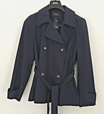 Ladies Marks and Spencer Stormwear Navy Lightweight Jacket Size 16