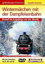DVD Wintermärchen mit der Dampfeisenbahn Rio Grande