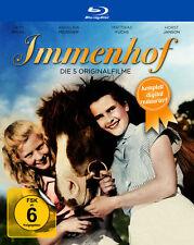 Immenhof - Die 5 Originalfilme - 2 Blu Ray