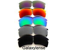 Galaxy Lentes De Repuesto Para Oakley Flak 2.0 XL black&silver&green&red&purple