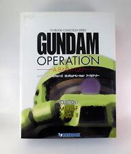TOY BOOK COLLECTION GUNDAM OPERATION MS-06F ZAKUⅡ FIGURE & DIORAMA & BOOK *