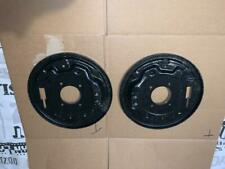 "FORD  CORTINA mk2 LOTUS GT 1600E 9"" REAR BRAKE BACKING PLATES"