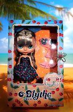 "Free Shipping 12"" Neo Cherry Beach Sunset Blythe Doll Hasbro CWC Shop"