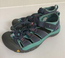 $55 KEEN Youth Newport H2 Sandals - Midnight Navy - Little Kids 2