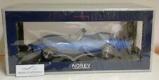 Norev 1/18: 189035 Chevrolet Corvette C3 Convertible (1969), blaumetallic