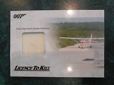 James Bond Archives 2014 Edition - Airplane Window Relic Prop Card /400 JBR30
