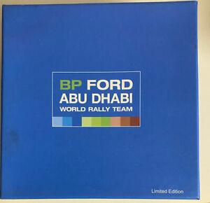 IXO. FO3MC343 Ford ABU DHABI, FIA World Rally Championship, 500/500