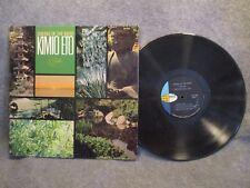 """33 RPM 12"""" LP Record Kimio Eto The Sound Of Koto World Pacific Records WP-1439"""
