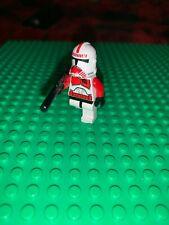 Authentic LEGO Star Wars Clone Shock Trooper Minifigure sw531 75046 Republic