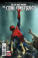 Clone Conspiracy #5 MARVEL 2017 'Dead No More' Spider-Man