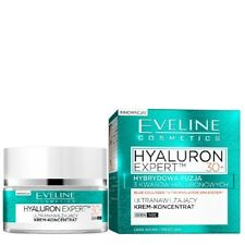 Cream Eveline Day Night Anti Wrinkle bio Hyaluron Moisturizing Face Lifting 30+