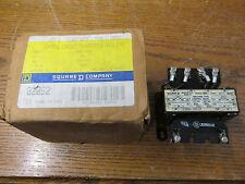 NEW NOS Square D 9070-K100D2 Control Circuit Transformer Pri: 240/480V Sec: 24V