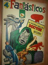 -Los 4 Fantasticos Anuario Num.2 De 1965 La Prensa Mexicana- MEXICAN TYP. NOVARO