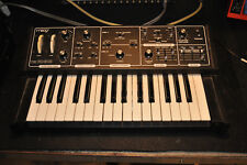 Moog Rogue Vintage Analog Synthesizer Synth Keyboard Working With Origional Box!