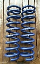 2x H&R Tieferlegungsfedern VA für Mercedes Benz W116 30mm aus 29069-1
