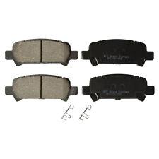 Premium Ceramic Disc Brake Pad REAR NEW Set With Shims Fits Subaru KFE770-104