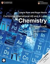 Cambridge International AS and a Level Chemistry Coursebook with CD-ROM by...