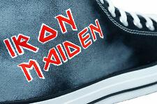 converse iron maiden