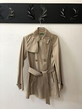 fe8edd083e2d United Colors of Benetton Gr.42 38 M Trenchcoat Jacke Mantel beige Trench  TOP!