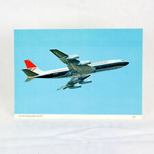 British Airways Boeing Collectable Airline Postcards