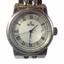 GEVRIL PARK SWISS AUTOMATIC LIMITED EDITION WATCH 2503