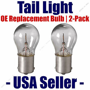 Tail Light Bulb 2pk - OE Replacement Fits Listed Ferrari Vehicles - 1156