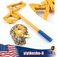 Cattle Barn Farm Fence Chain Strainer Stretcher Tensioner For Barbed Wire Stock