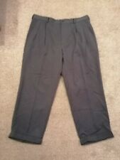 "Van Heusen 38"" waist and 29"" leg grey trousers"