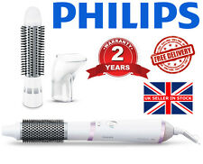 Philips Hp8662 Essential Care Airstyler Ionic ThermoProtect White Curling Brush