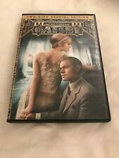 The Great Gatsby (DVD, 2013) 2-Disc Set, Special Edition Includes Digital