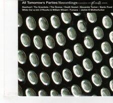 (FR189) All Tomorrow's Parties / Recordings, 12 tracks - Plan B Magazine CD