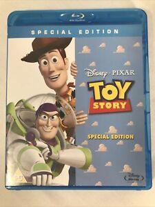 Disney Pixar Toy Story Special Edition (Blu-ray 2013) VGC