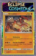 Groudon Holo - SL12:Éclipse Cosmique - 113/236 - Carte Pokemon Neuve Française