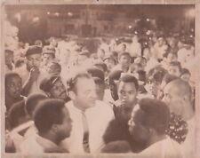 NEGRO RIOTERS CIVIL UNREST in Miami Florida * * VINTAGE 1968 CIVIL RIGHTS photo