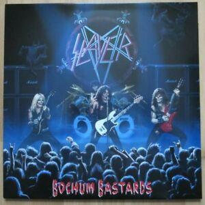 SLAYER - BOCHUM BASTARDS - HELL AWAITS TOUR 1985 - BOCHUM ZECHE - LAST COPY!!!