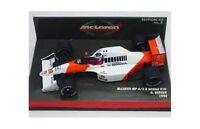MINICHAMPS 784333 904328 934308 McLAREN model F1car Giacomelli Berger Senna 1:43