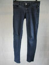 Ladies Parasuco Denim Legend Blue Stretch Jeans UK Size 28