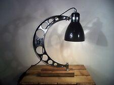 Upcycled Vintage Adjustable Industrial/Steampunk/Aviator Table/Desk Light/Lamp