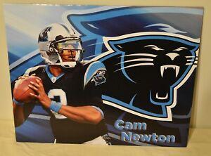 CAM NEWTON Carolina Panthers NFL Football 16x20 Poster