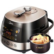 Midea 5L WQH50C8 Multi-Function Electric Pressure Cooker 美的 电压力锅