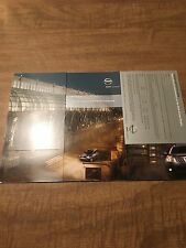 2008 Nissan Rogue Launch Perforated Preview Brochure