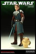 Sideshow Star Wars Anakin Skywalker Clone Wars Heroes of the Rebellion 1:6 SCALE