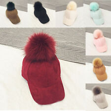 Unbranded Suede Hip Hop Hats for Women